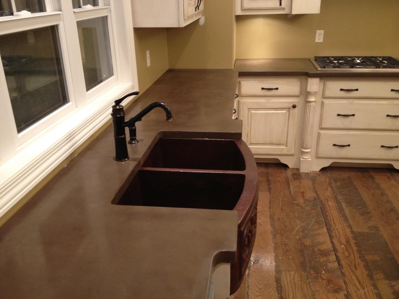 ... Atlanta GA Concrete Countertops ...