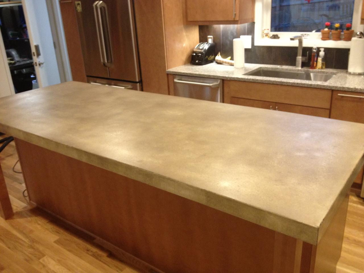 Concrete Countertops. Our Concrete Countertops Concrete Masonry ...
